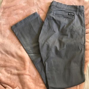 BLKWD pants slim straight